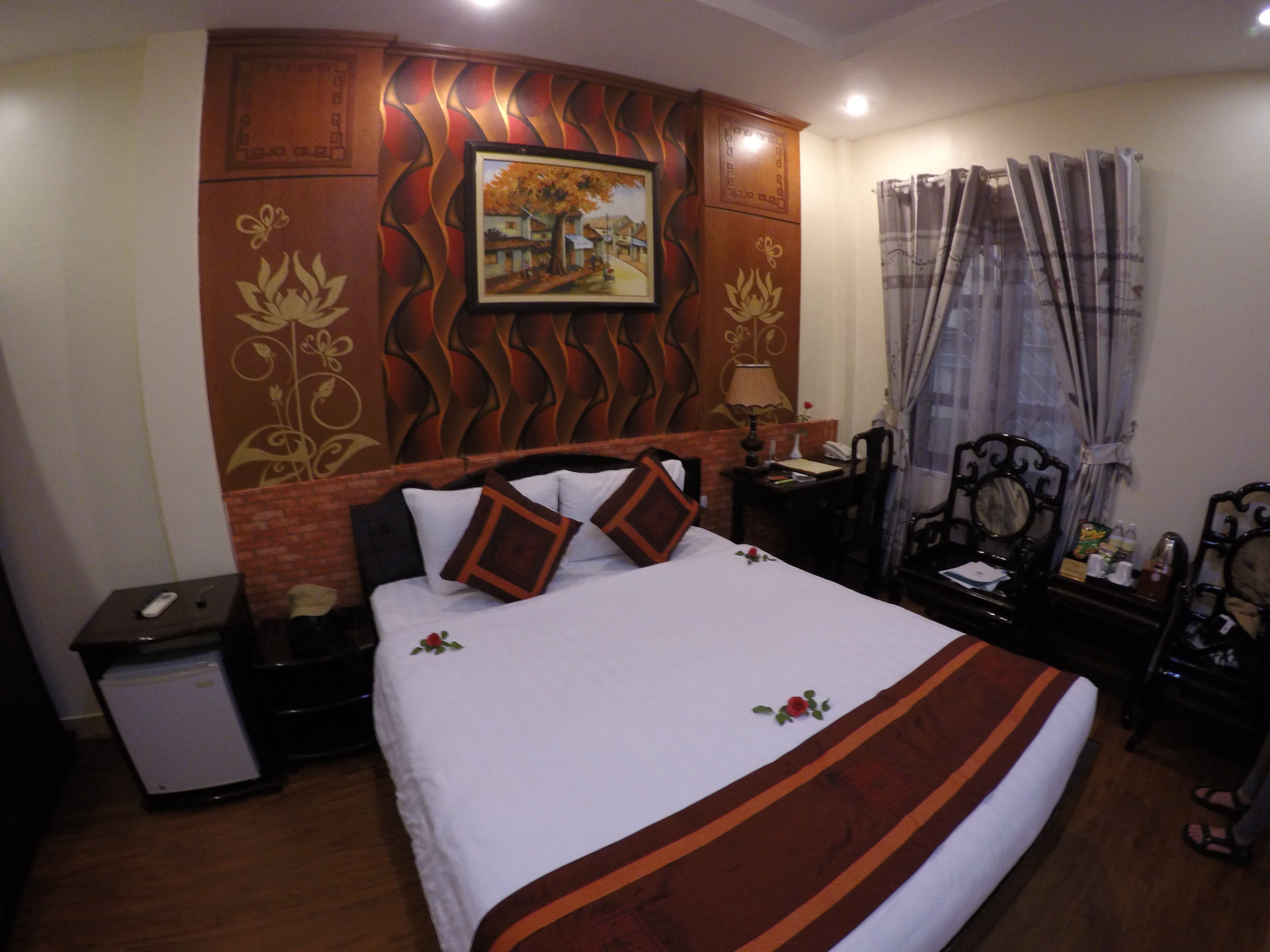 ベトナム ハノイ 宿 世界一周 ブログ 夫婦