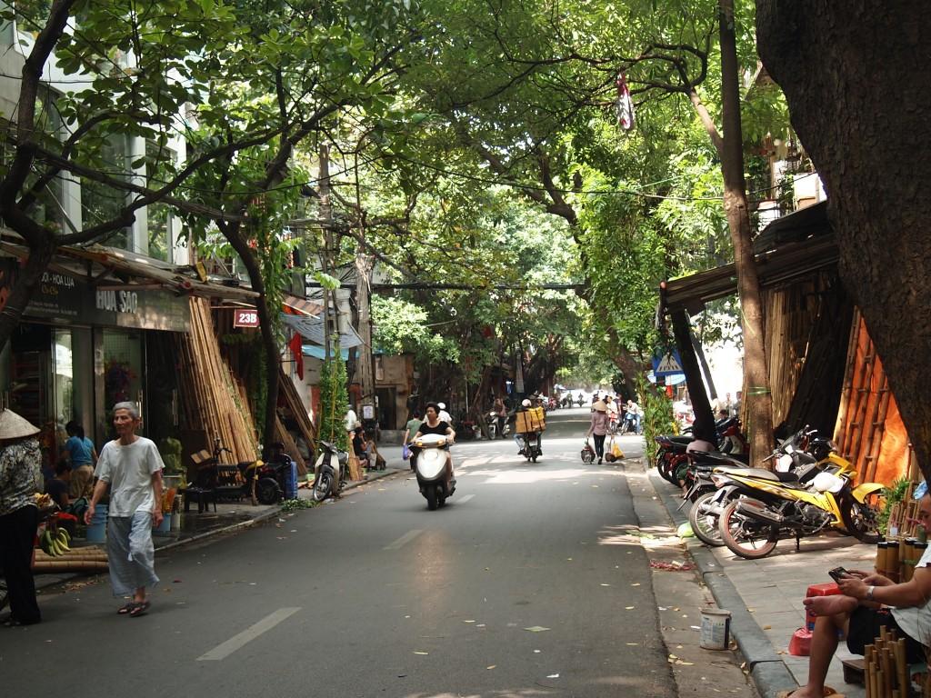 ハノイ,ローカル,散歩,ベトナム,世界一周,旅,ブログ,夫婦