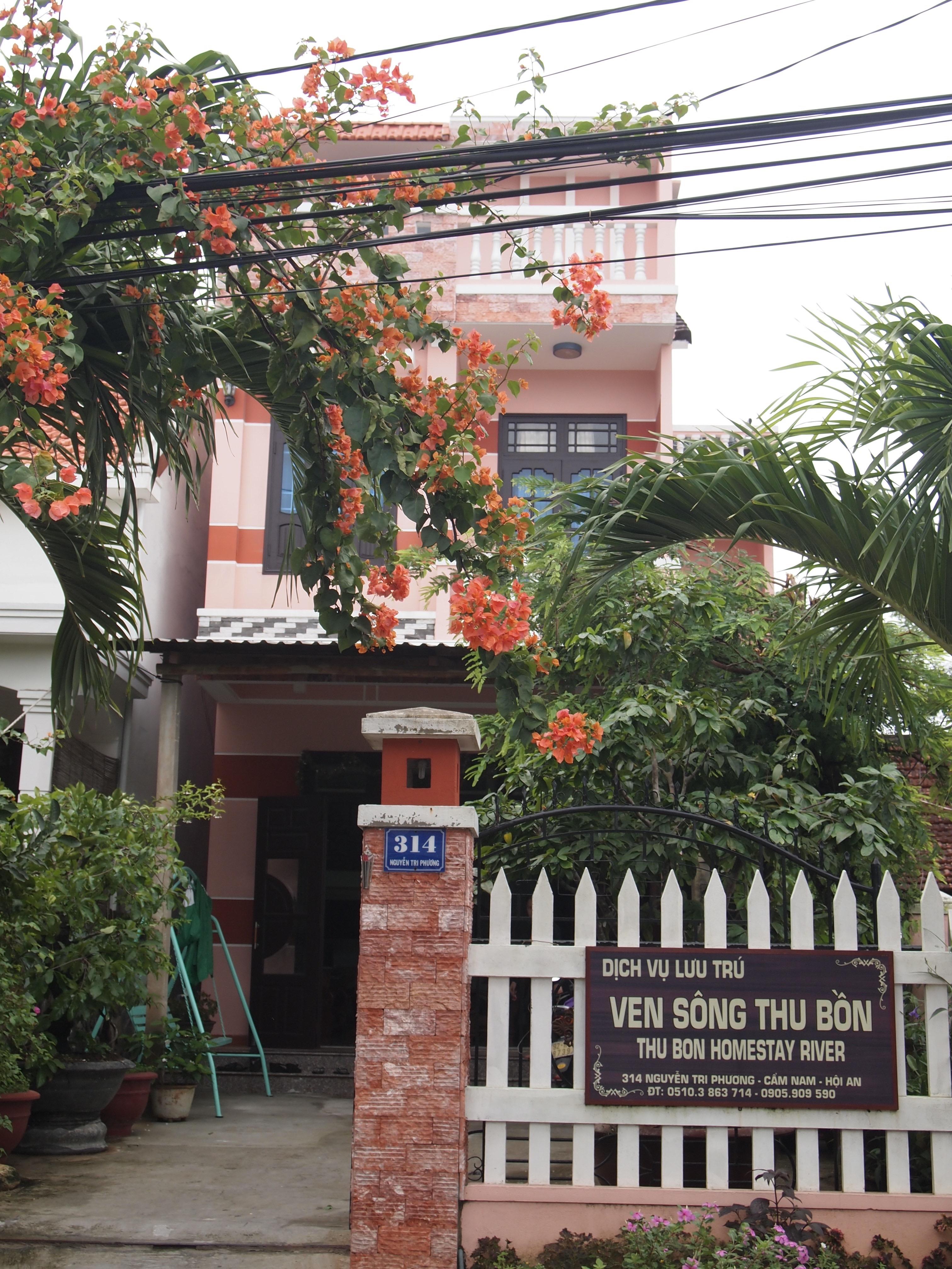 ホイアン ベトナム 宿 ゲストハウス ホステル 世界一周 旅 夫婦