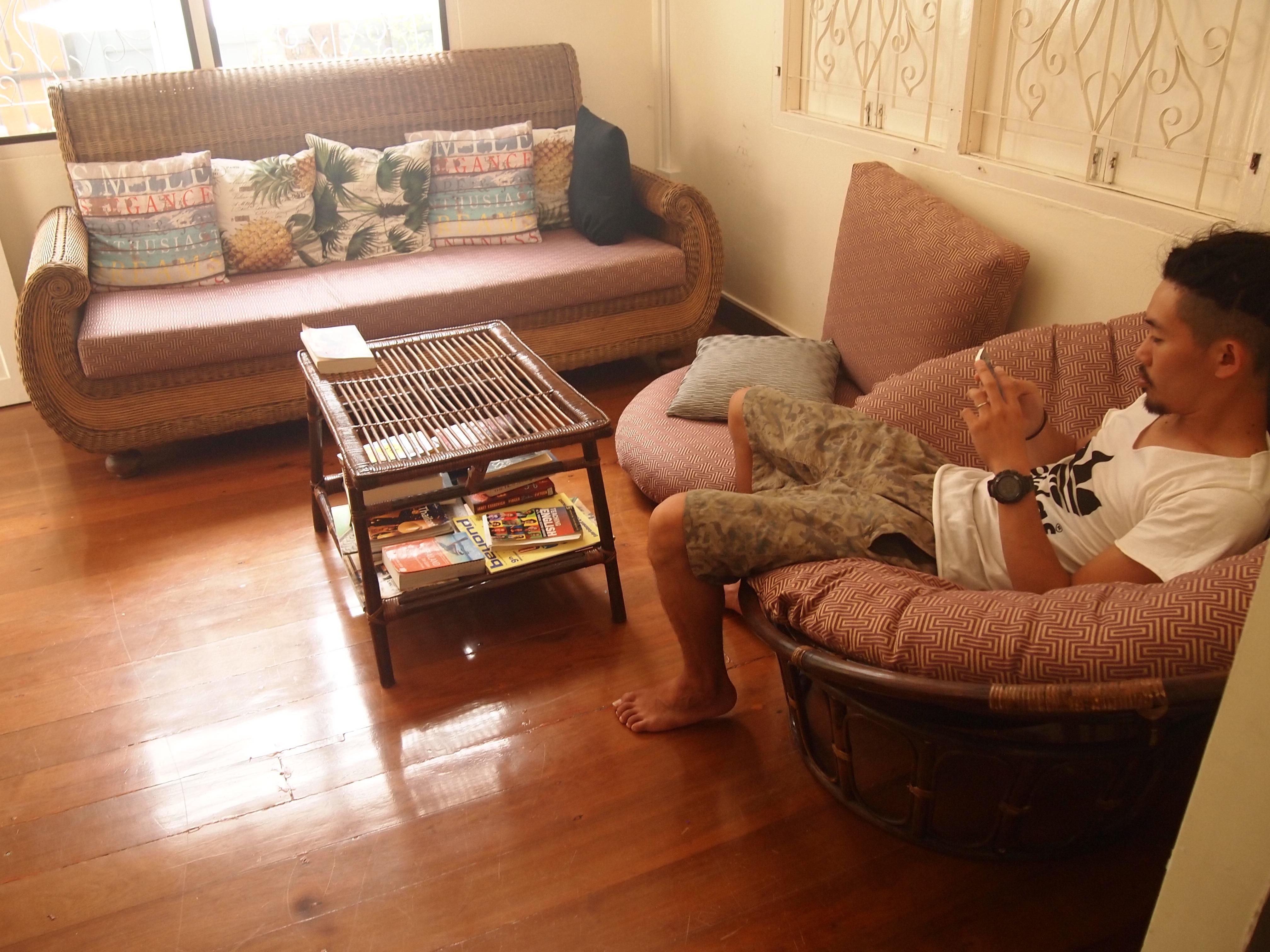 バンコク 安宿 世界一周 ゲストハウス タイ 夫婦