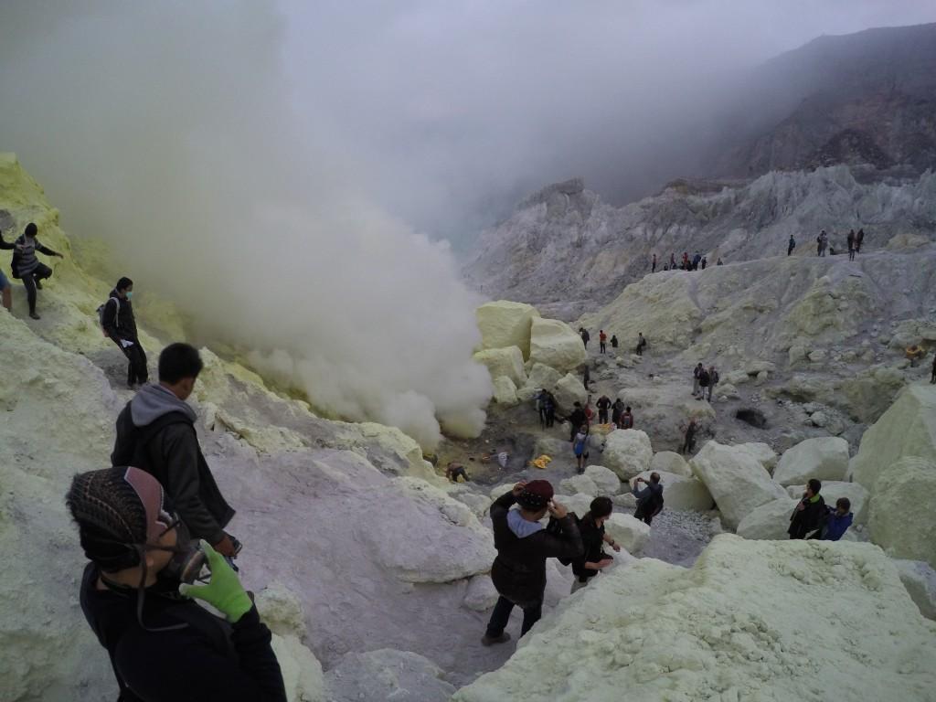 世界一周 インドネシア 絶景