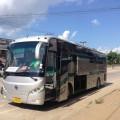 チェンラーイ チェンコーン バス タイ 移動 世界一周
