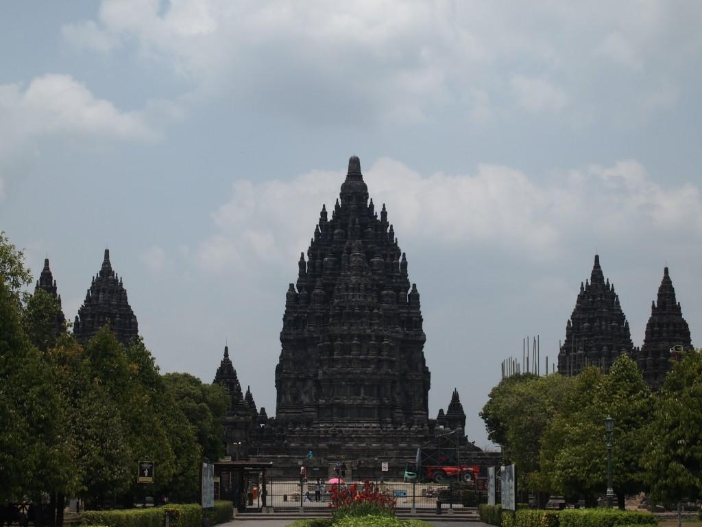 世界一周 インドネシア プランバナン