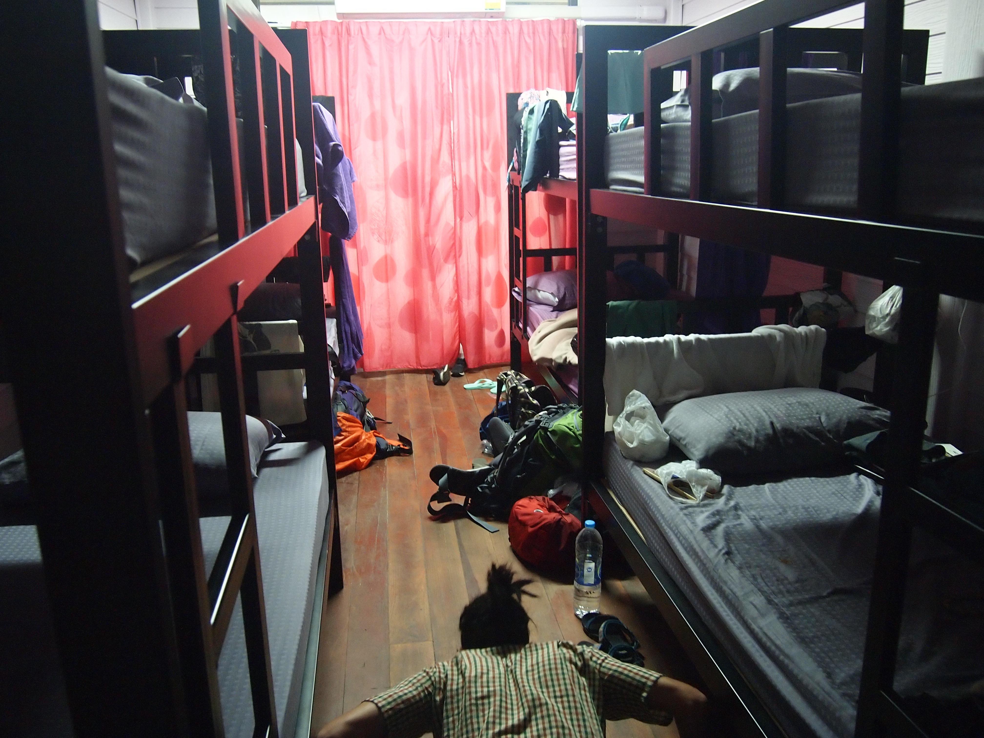 バンコク 宿 世界 一周 タイ 安宿
