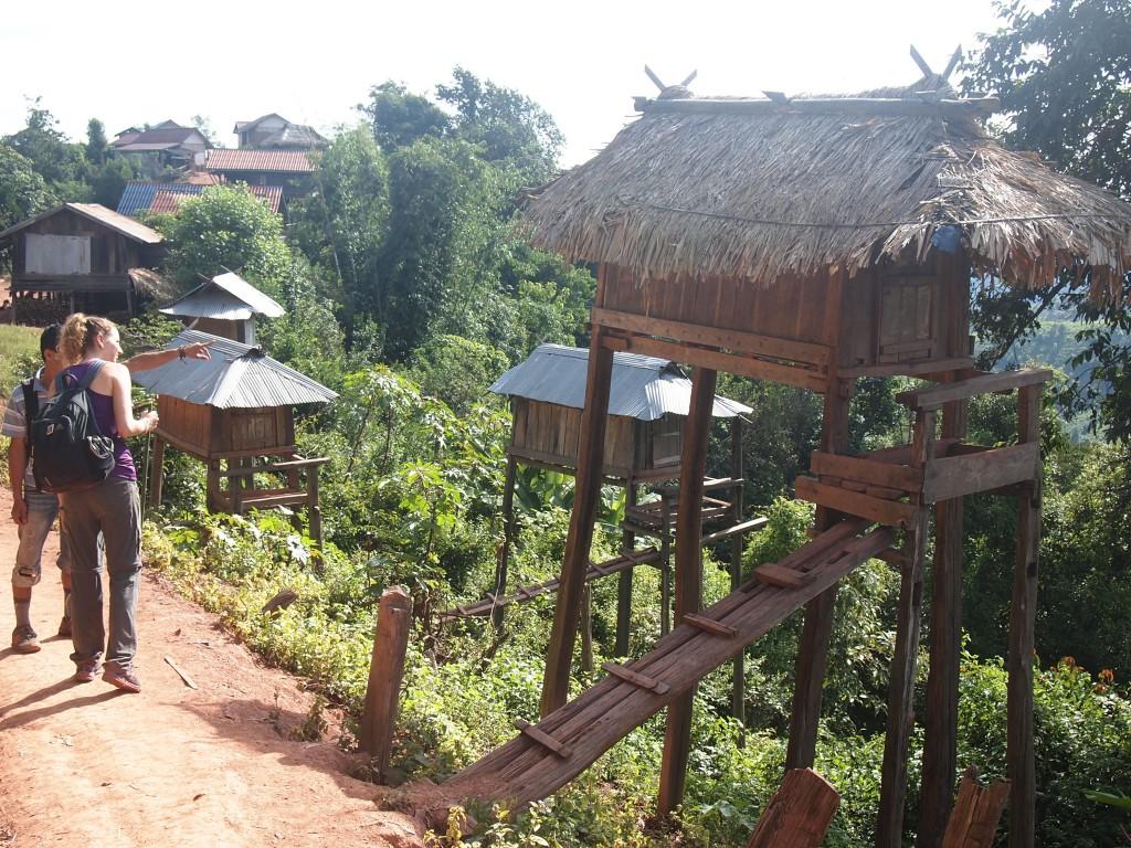 ルアンナムター トレッキング キャンプ 民族 文化