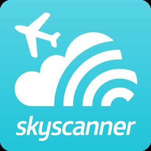 世界一周旅ベストアプリSkyscanner