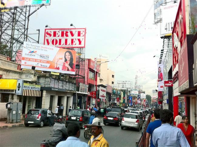 インド,人口,物価,バンガロール,税金,都会,世界一周,旅,ブログ
