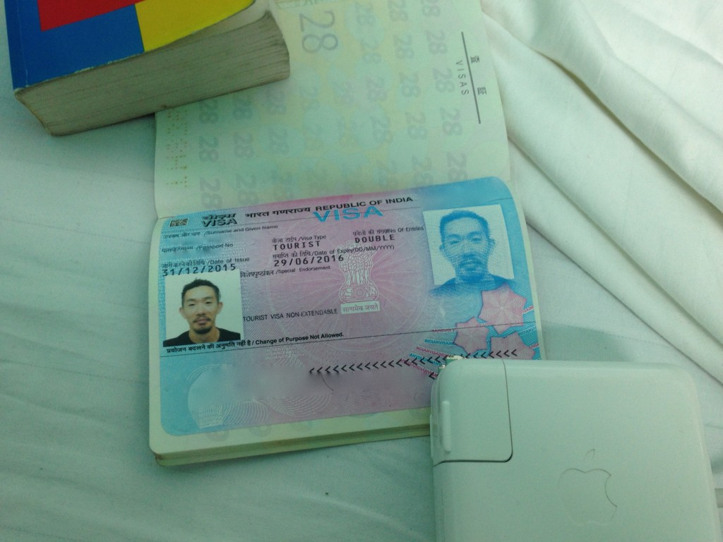 インド ビザ ミャンマー ヤンゴン