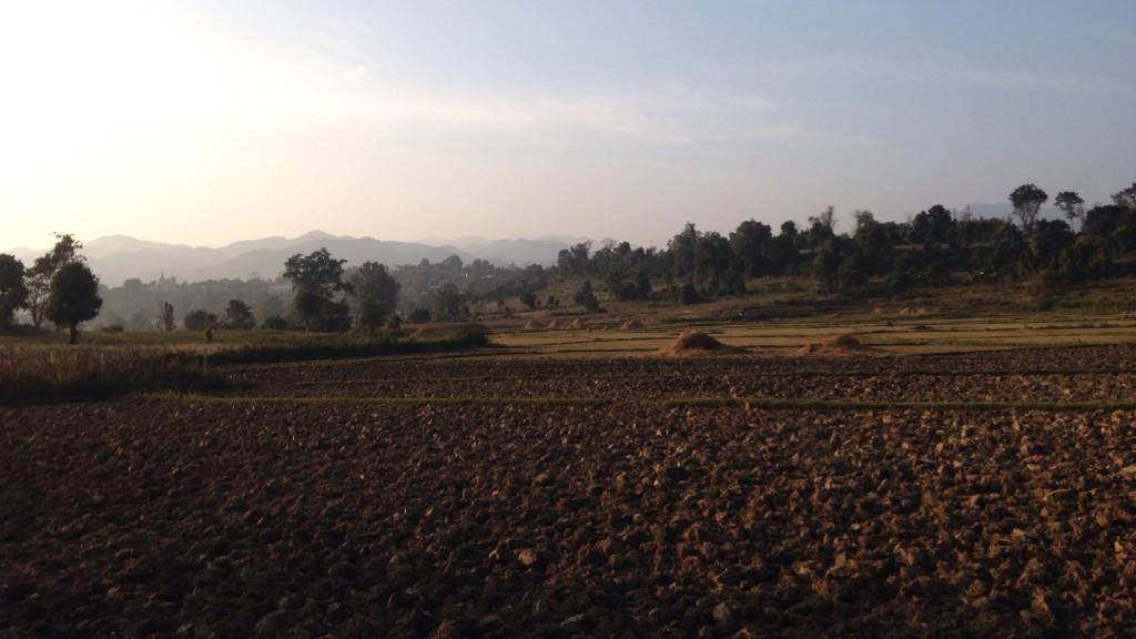 ミャンマー北部 シーポー マンダレー 鉄道