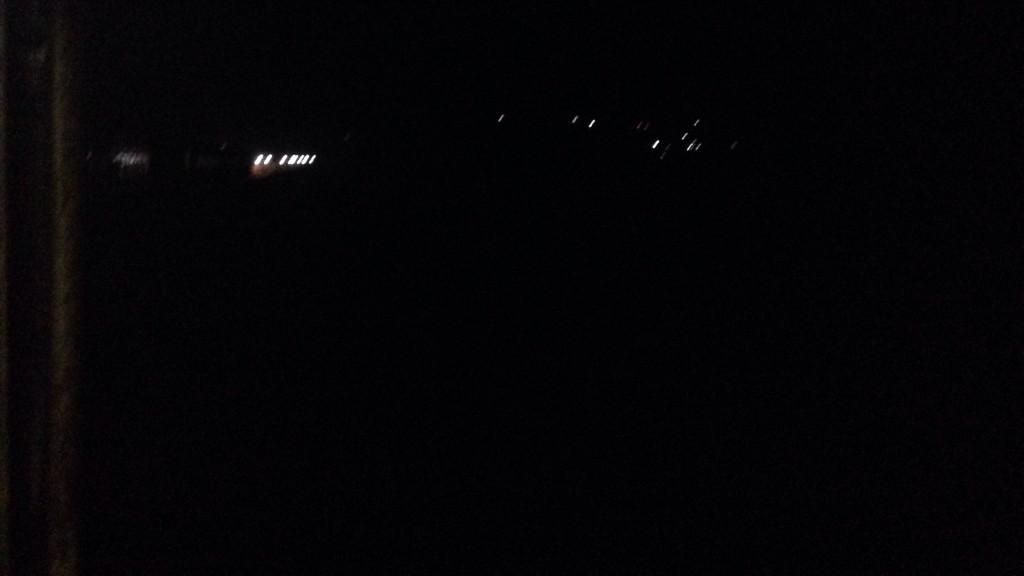 ミャンマー シーポー マンダレー 夜 鉄橋