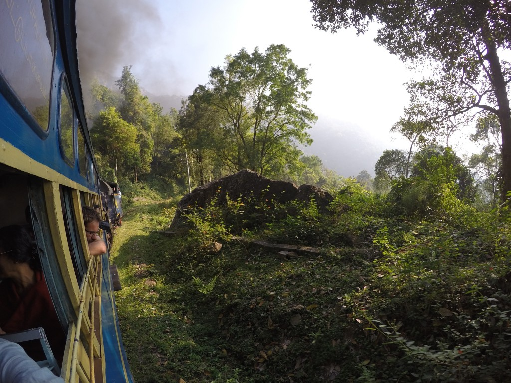メタプラヤム,ウーティー,世界遺産,鉄道,インド,ニルギリ山岳,世界一周,旅,ブログ