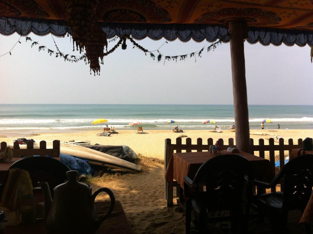 バルカラ ビーチ インド 世界一周 旅 ブログ 夫婦 南インド ビリヤニ リゾート