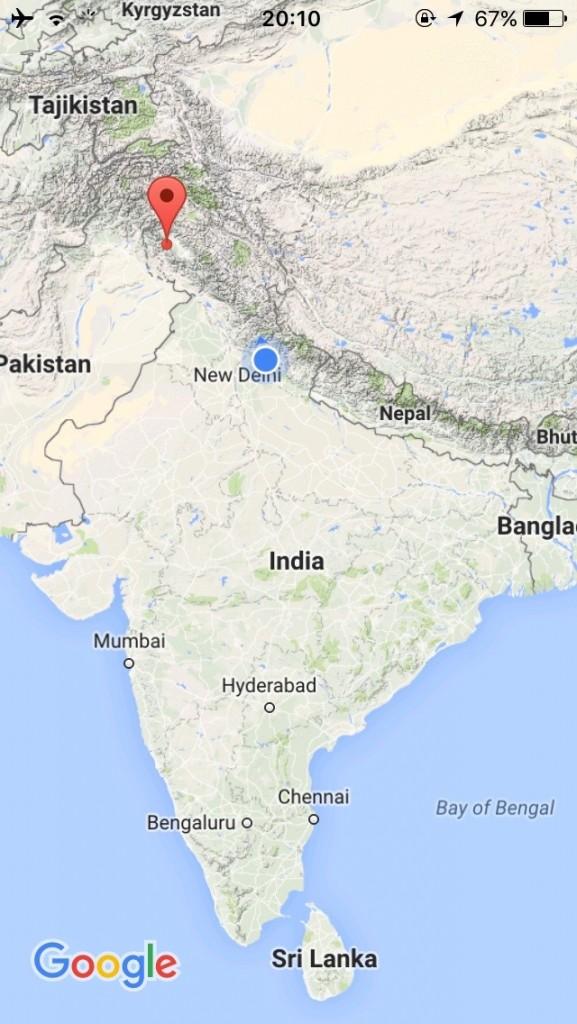 インド 国内線 カシミール ムンバイ 世界一周 旅 ブログ スノーボード スキー
