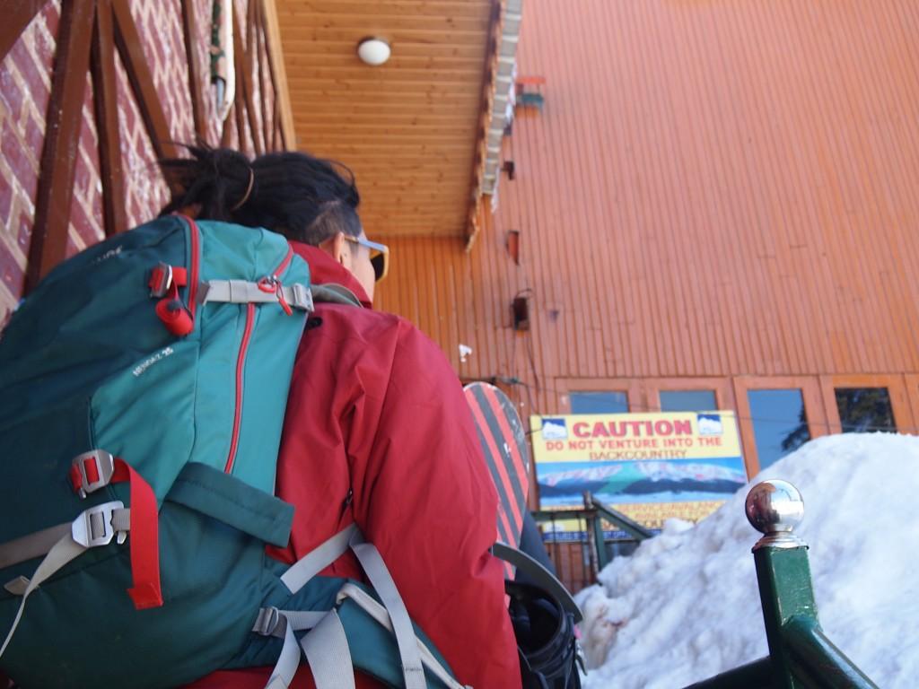 世界一 高い ゴンドラ スノーボード 世界一周 旅 ブログ