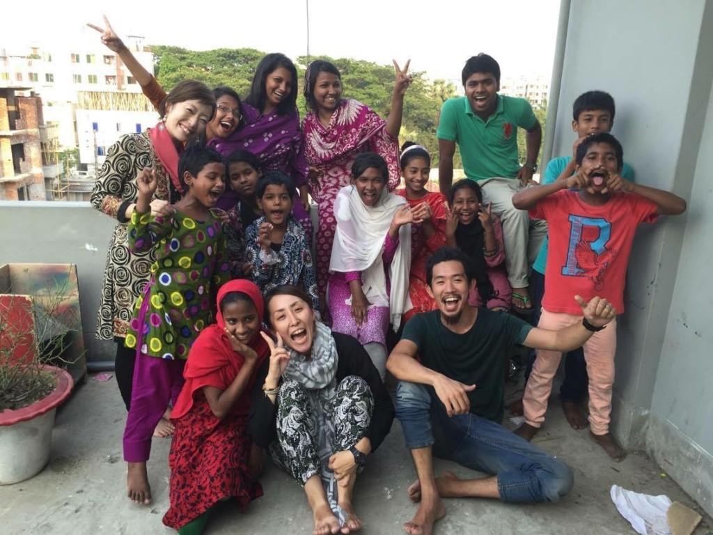 ストリートチルドレン エクマットラ バングラデシュ 世界一周 旅 ブログ