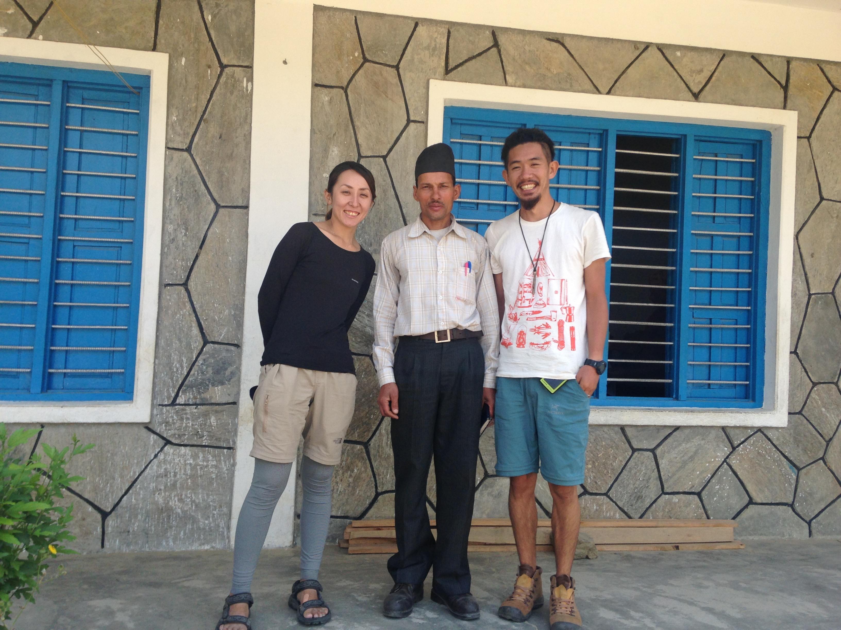 ネパール ポカラ トレッキング バイク アンナプルナ ダンプス