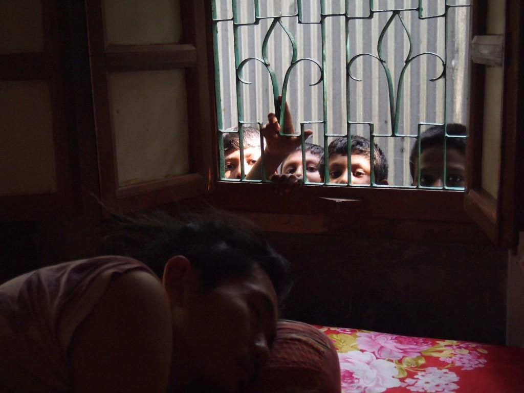 バングラデシュ 田舎 村 ホームステイ 世界一周 旅 ブログ