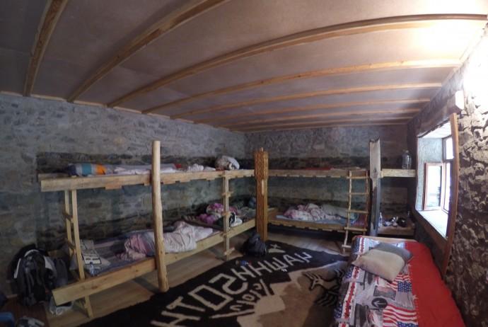 タジキスタン ホーローグ ゲストハウス 世界一周 安宿