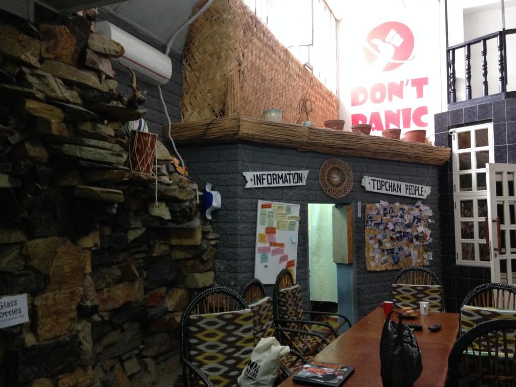 ゲストハウス topchan hostel タシュケント ウズベキスタン 世界一周 旅 ブログ