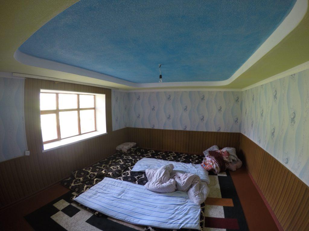 タジキスタン ワハーン回廊 世界一周 安宿