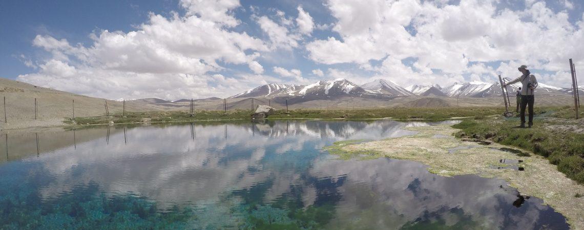世界一周中の中央アジアのブログたち!