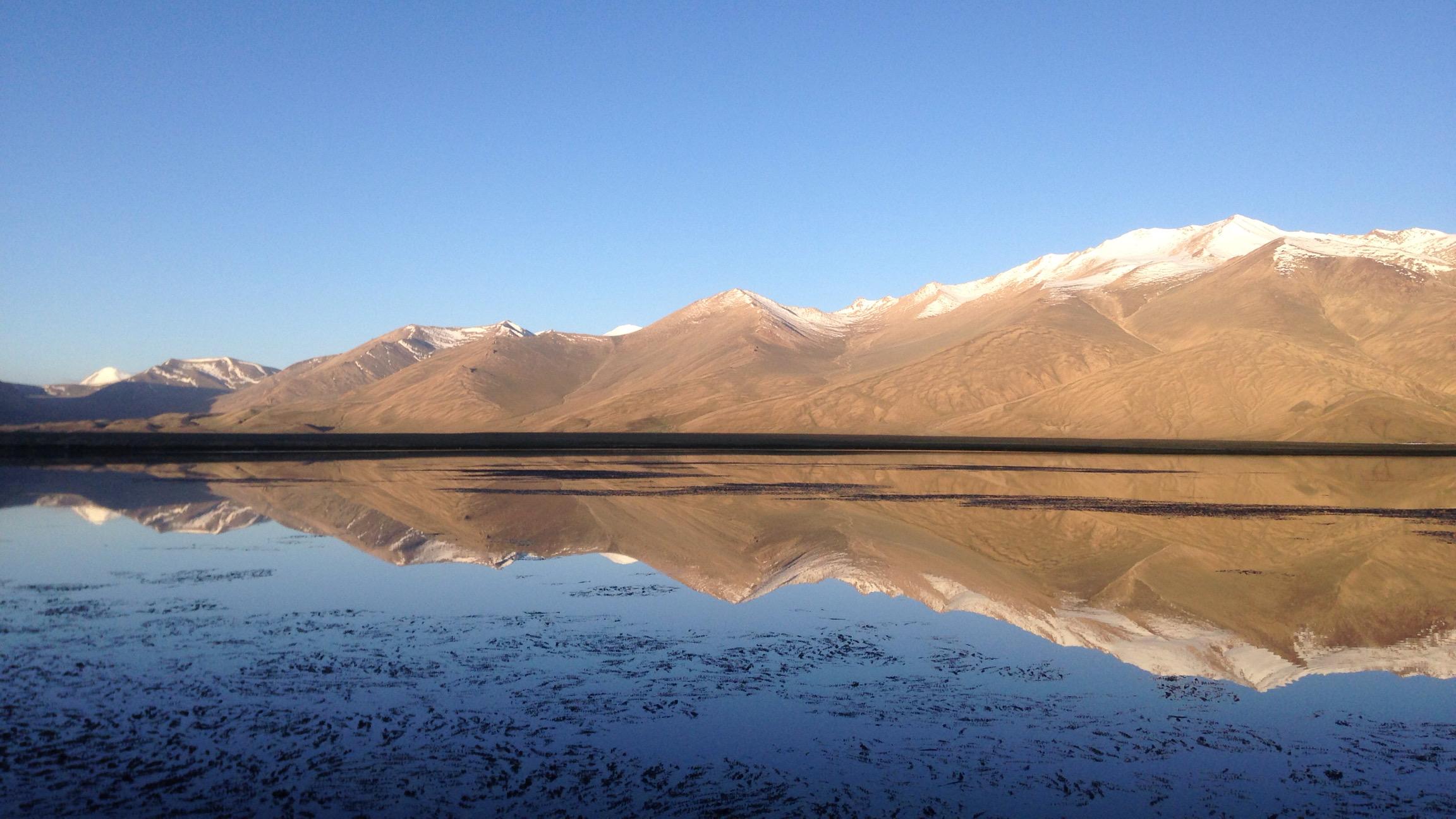 中央アジア タジキスタン ワハーン回廊