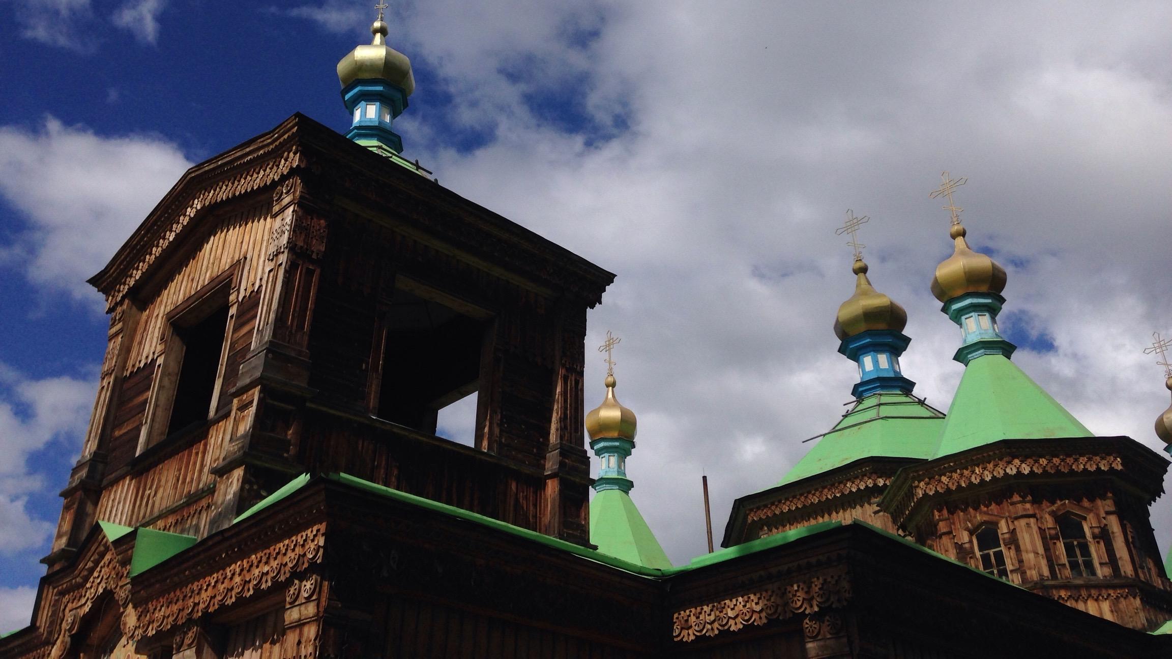 カラコル,宿,コーヒー,JICA,世界一周,旅,ブログ,キルギス,ヤクツアーズ,ロシア正教会