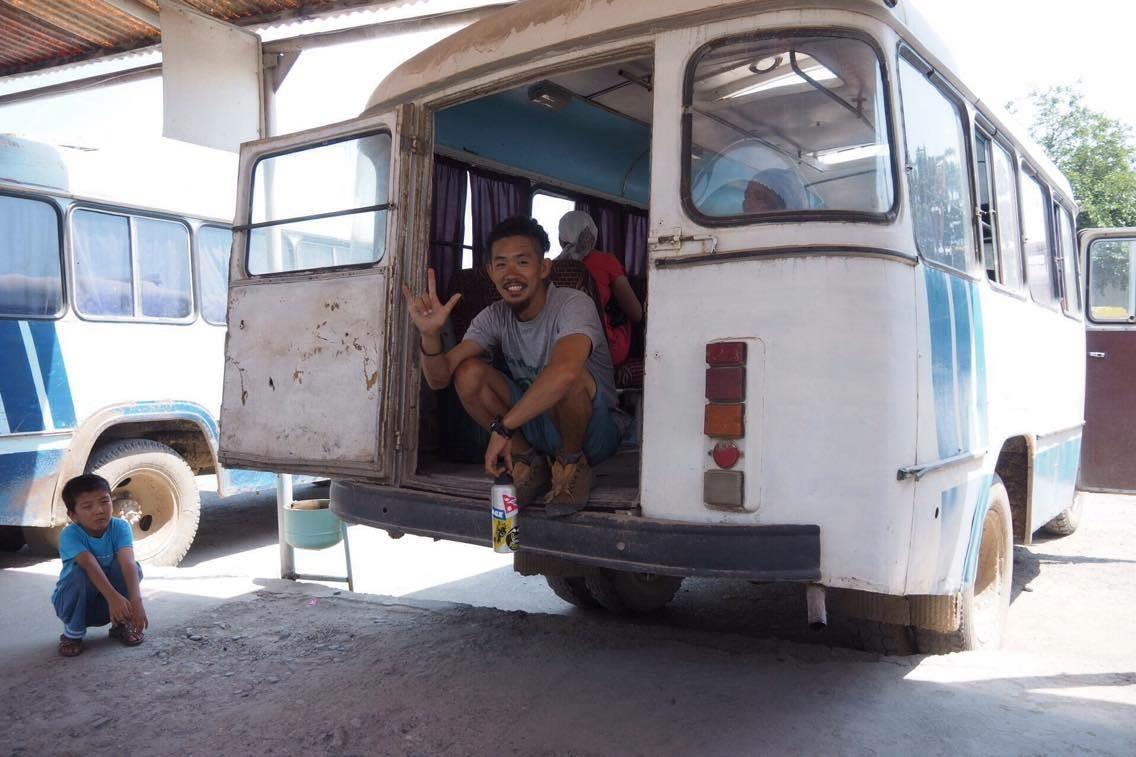 オシュ,ジャラルアバド,カザルマン,バス,キルギス,世界一周,旅,ブログ,ヒッチハイク