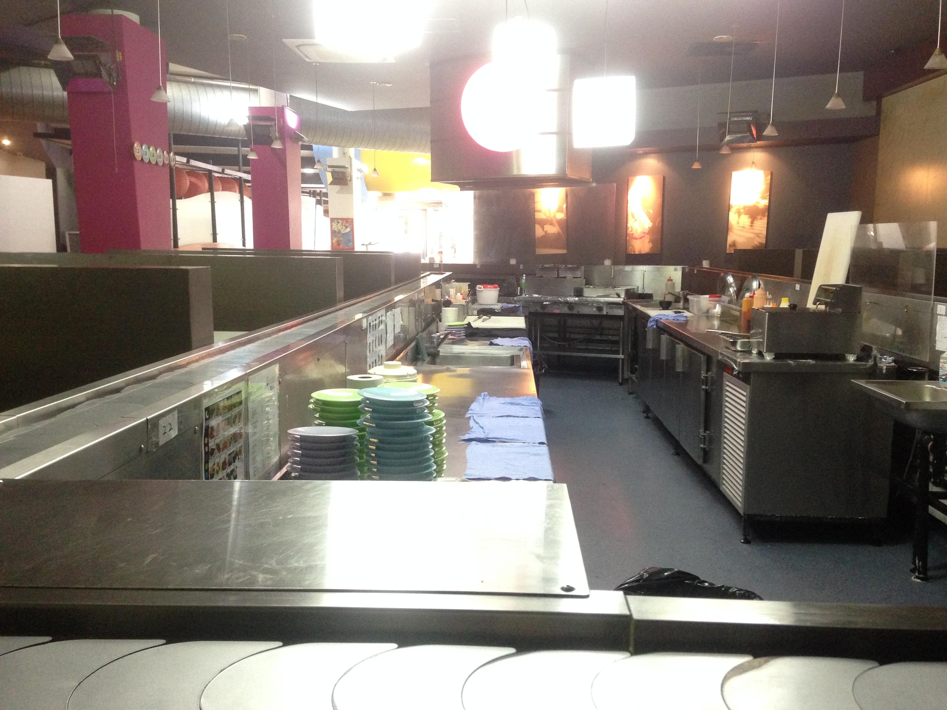 オーストラリア ワーホリ 回転寿司 ローカル パース