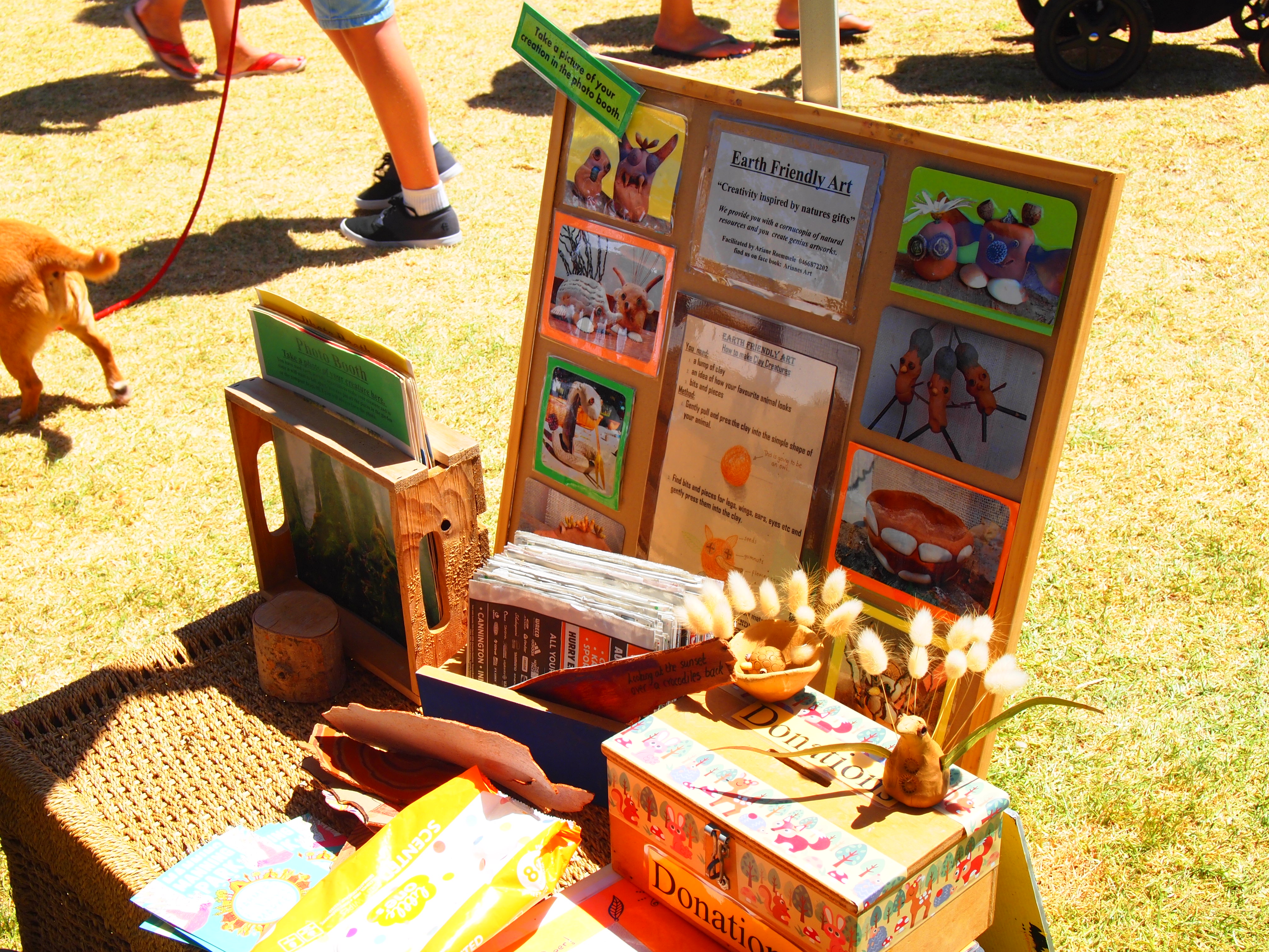 パース エコ マーケット Growers' Green Farmers' Market オーストラリア 環境 野菜 オーガニック 世界一周 旅 ブログ