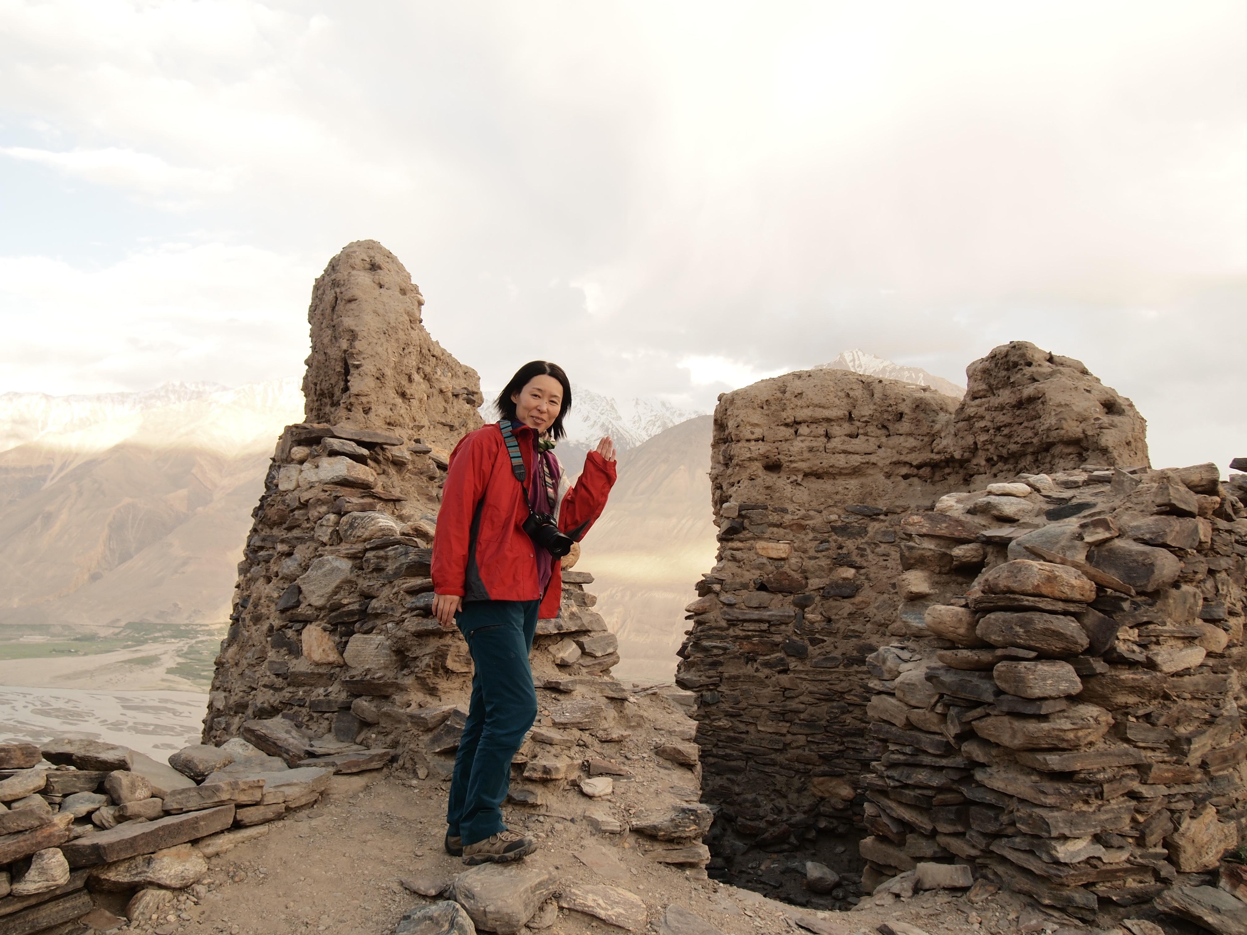 オシュ 安宿 居心地 世界一周 旅 ブログ キルギス パン ヨーグルト