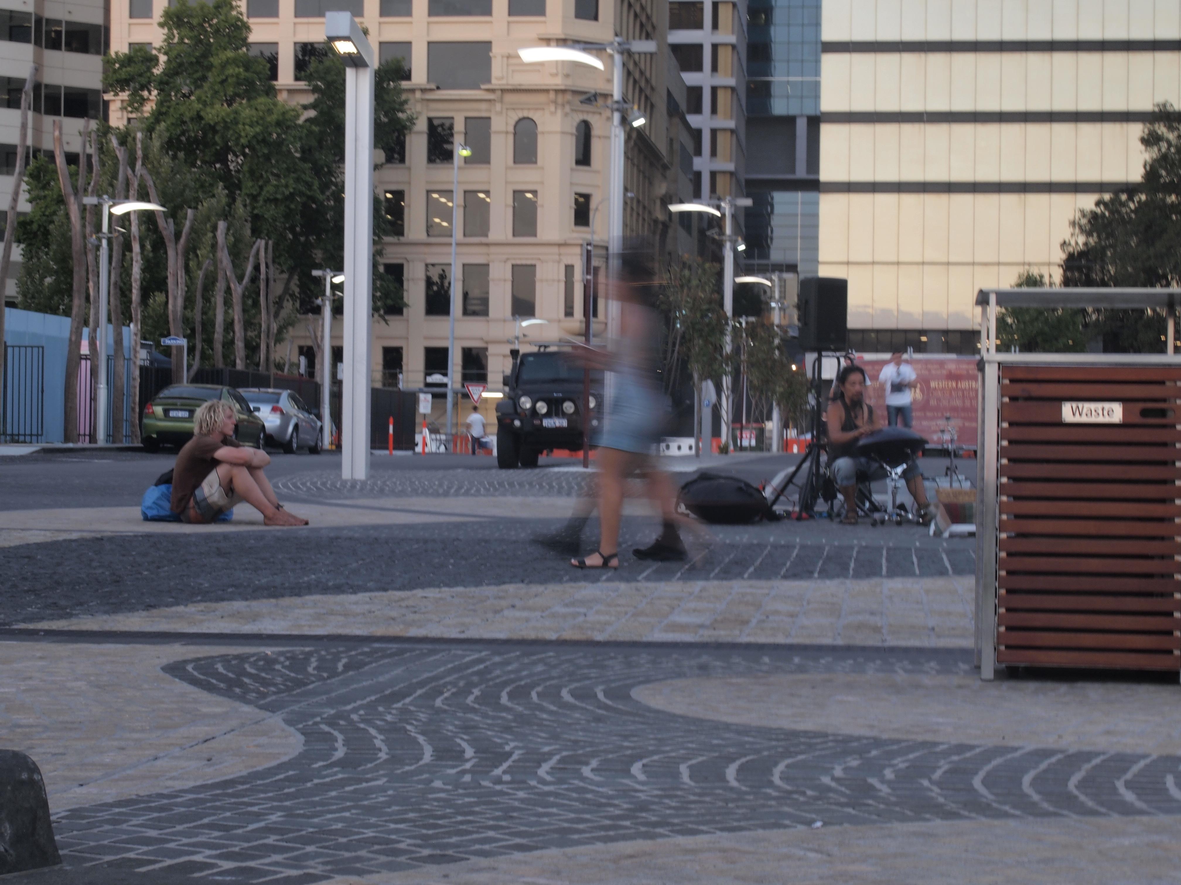 オーストラリア デー ワーホリ パース