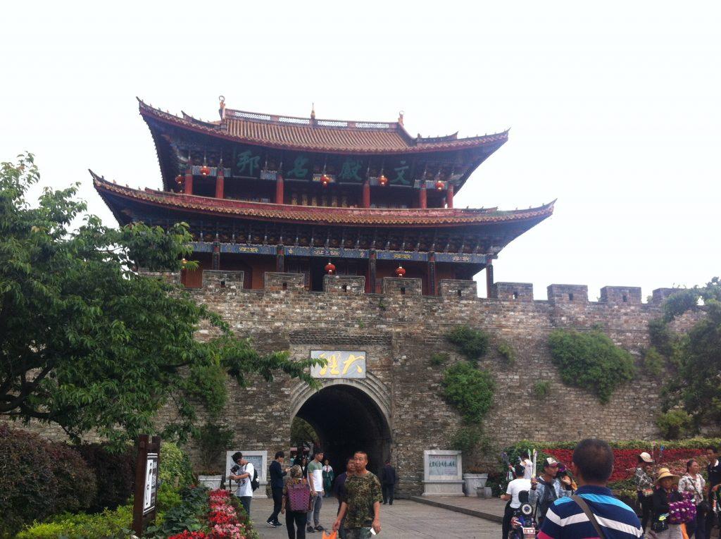 中国 ひとり旅 観光