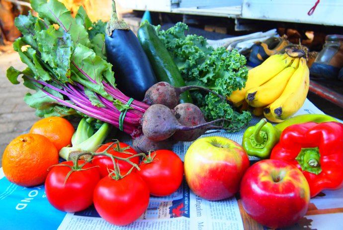 オーストラリア 野菜 自然