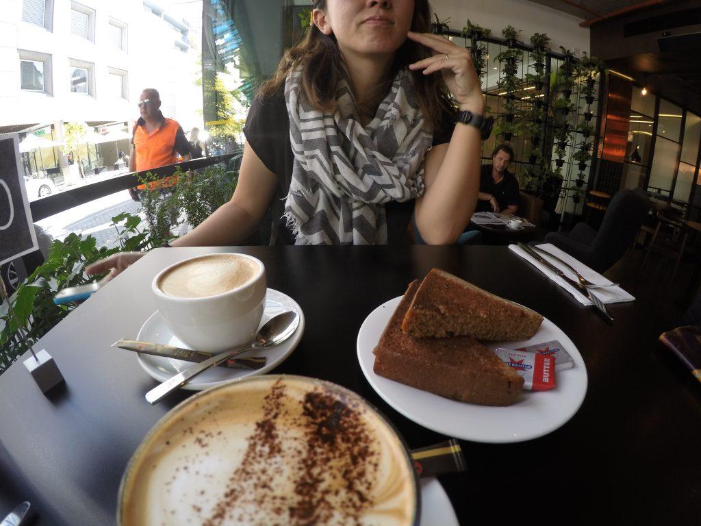 ベジタリアン フード 食べ 料理 勉強 贅沢 オーストラリア パース ワーホリ カフェ 世界一周 旅 ブログ オーストラリア パース カフェ コーヒー
