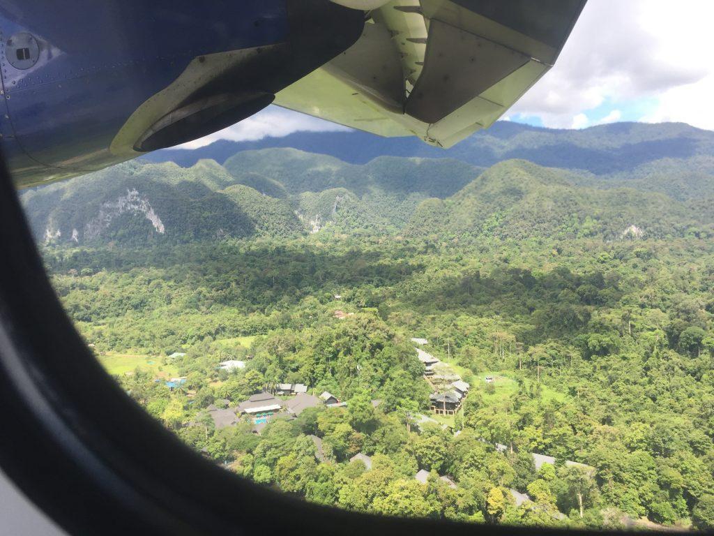 世界一周 ムル 国立公園 ボルネオ島 自然 コタキナバル