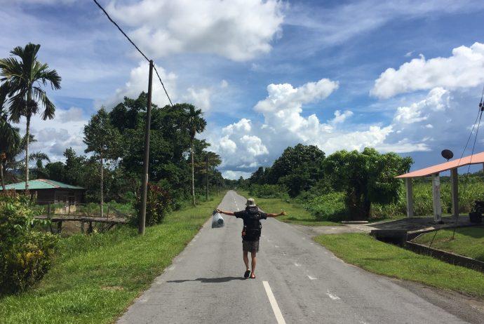 マレーシア ボルネオ島 ムル