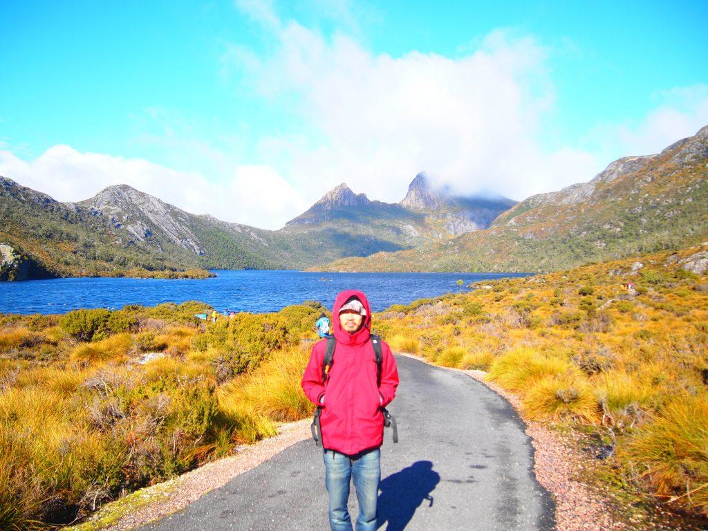 タスマニア 自然 絶景 世界一周 オーストラリア 旅 ブログ 夫婦 クレイドルマウンテン