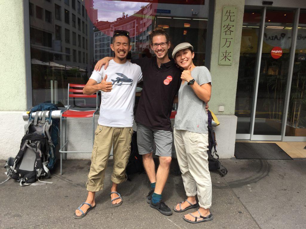 スイス バゼル 世界一周 ローカル