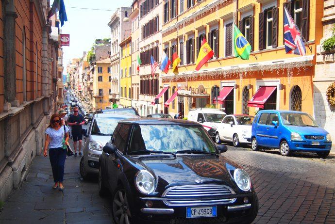 世界一周 イタリア ローマ