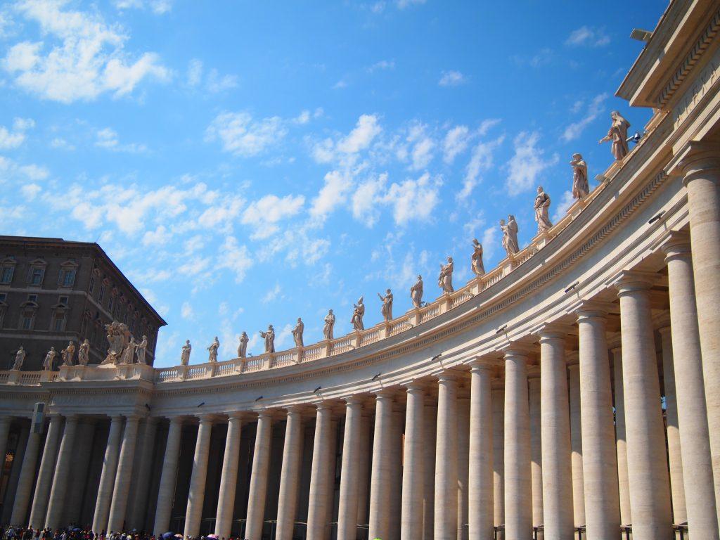 世界一周 イタリア ローマ バチカン市国