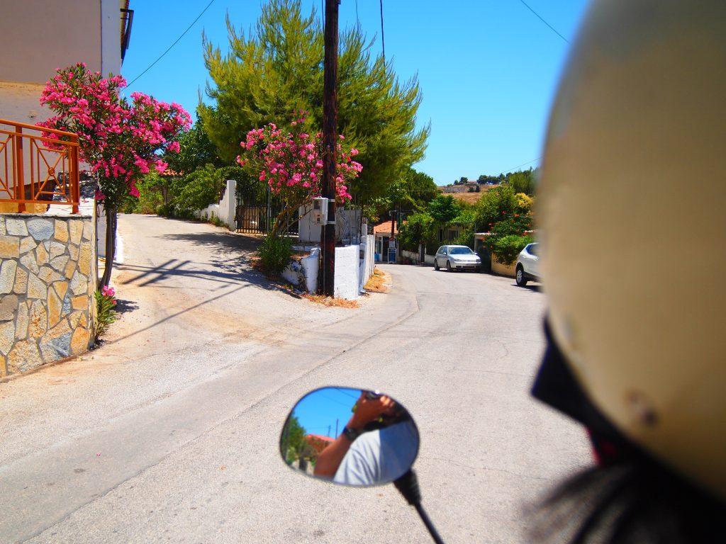 ギリシャ ザキントス島 バギー
