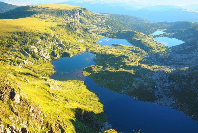ブルガリア 世界一周 リラ 七つの湖 国立公園 7 湖 キャンプ