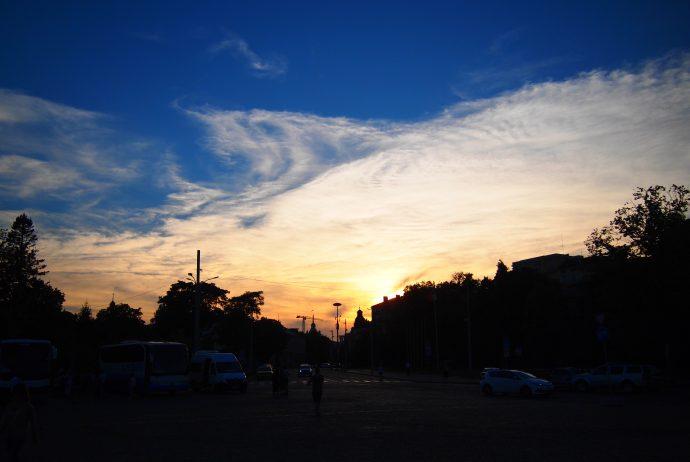 世界一周 ブルガリア ソフィア 観光