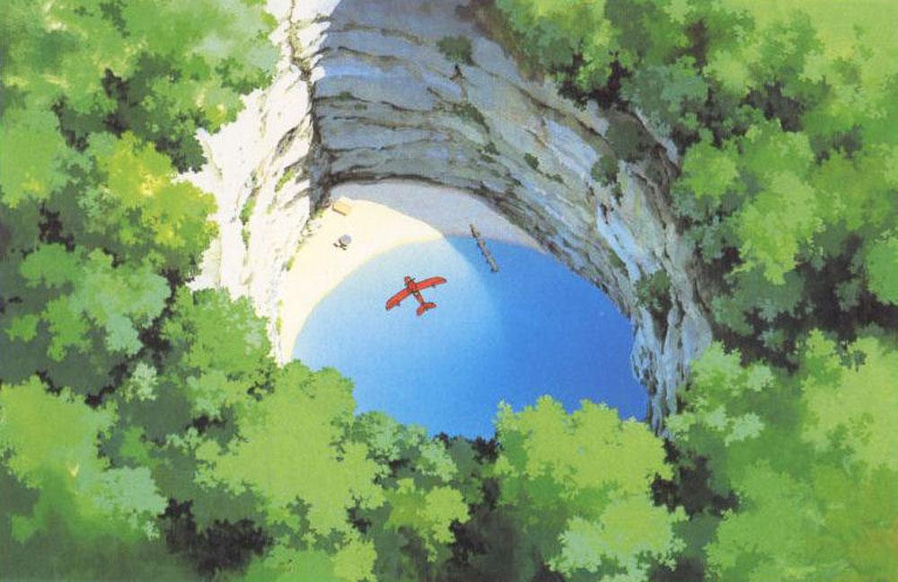 ギリシャ ザキントス島 紅の豚 ナヴァイオビーチ