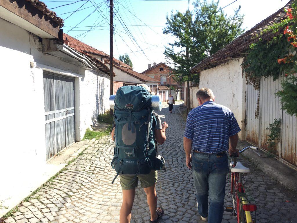 世界一周 コソボ ジャコーバ