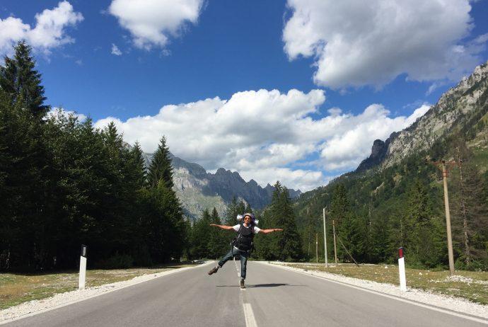 世界一周 コソボ バルボダ セス トレッキング
