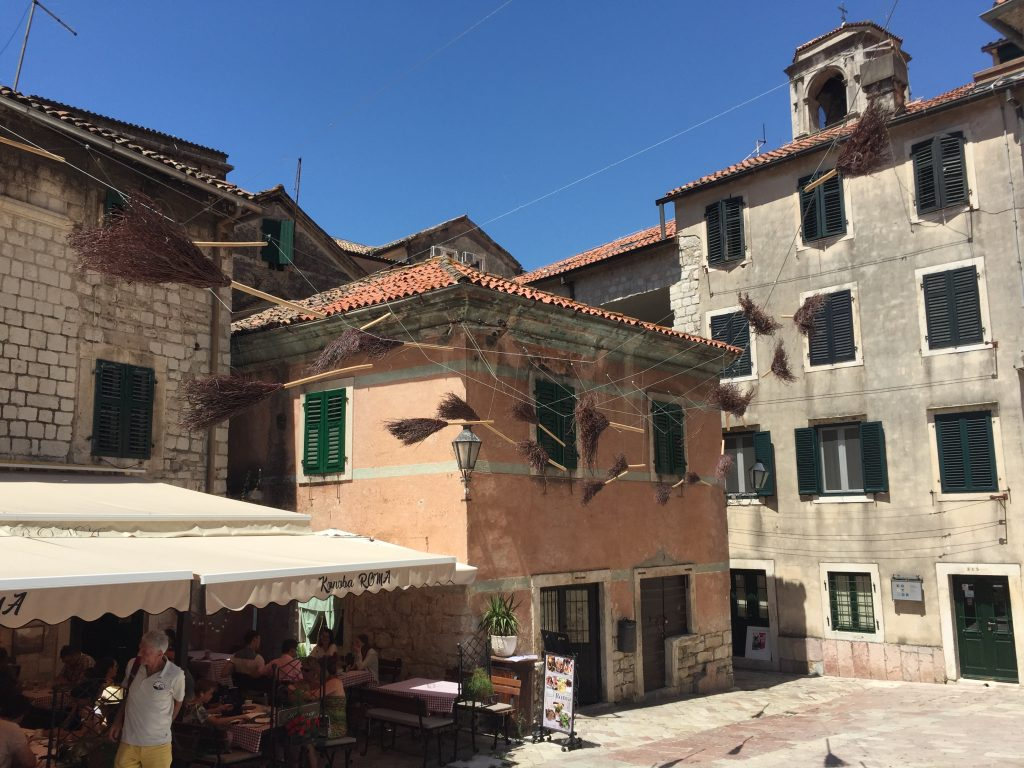 世界一周 モンテネグロ コトル 旧市街
