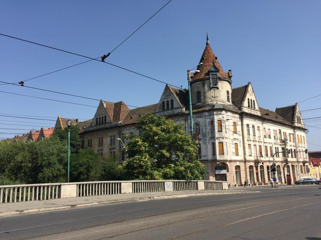 ルーマニア ティミショアラ