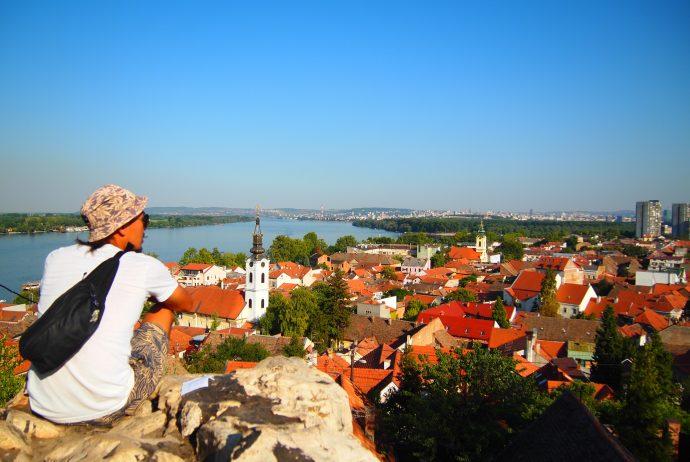 セルビア ベオグラード 世界一周 歴史 民族 街 好き ゼムン